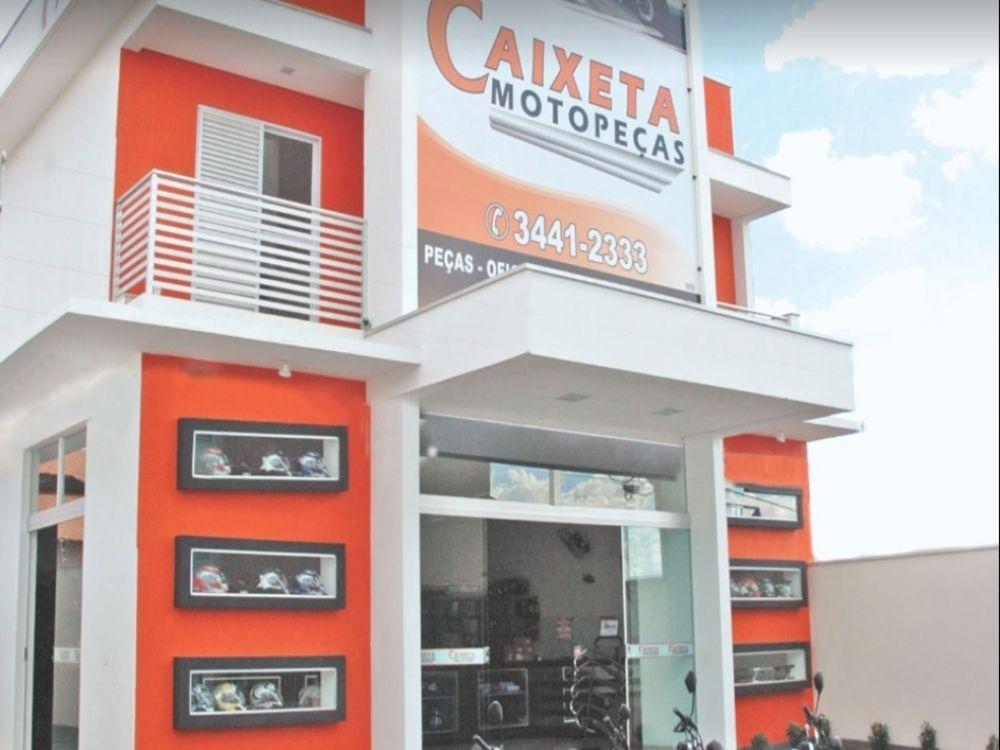Caixeta Moto Peças Foto 3