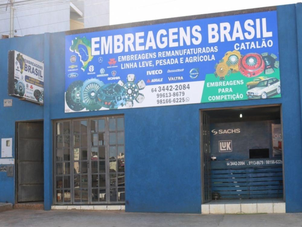 embreagens brasil Foto 1