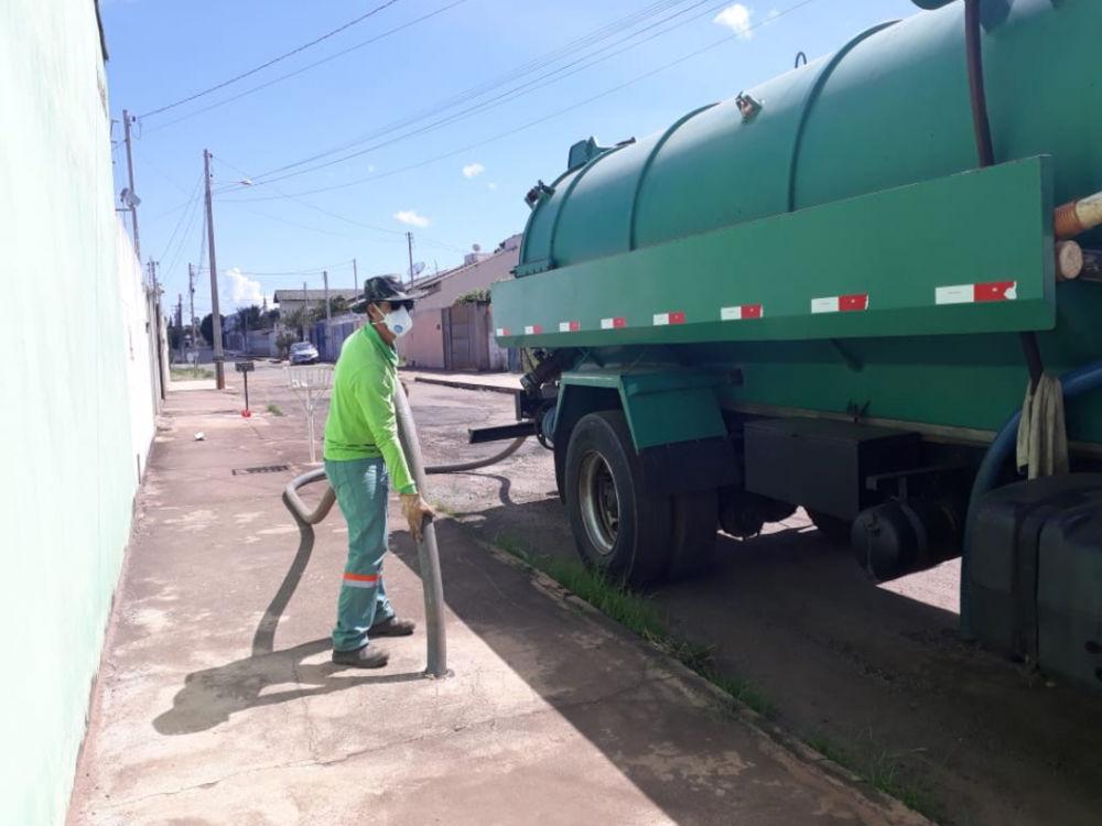 Green Limpeza De Fossa Foto 3