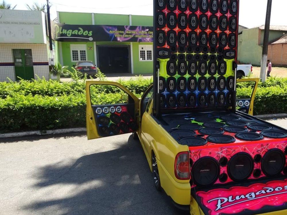Plugados Equip Sound Car Foto 1