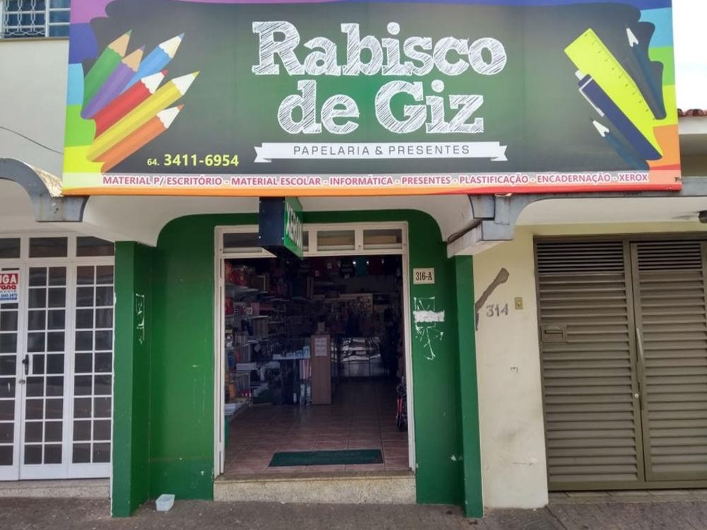 Rabisco De Giz Foto 2