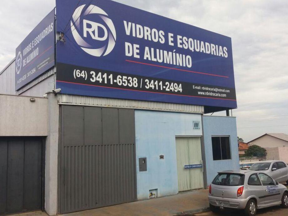 Rd Vidros E Esquadrias De Alumínio Foto 3